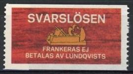 Zweden, michel fr. 8, xx