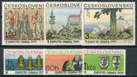 Tsjechoslowakije, michel 1928/33, xx