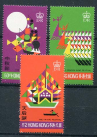 Hong Kong, michel 310/12, xx
