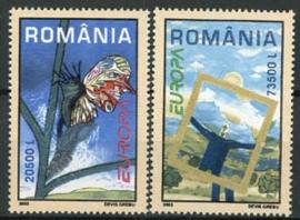 Roemenie, michel 5735/36, xx