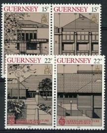 Guernsey, michel 389/92, xx
