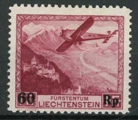 Liechtenstein, michel 148, x