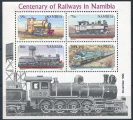 Namibie, michel blok 21 II , xx