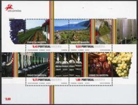 Madeira, michel blok 35, xx