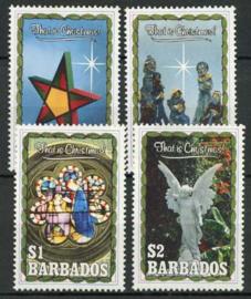 Barbados, michel 766/69, xx