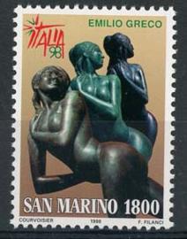 S.Marino, michel 1805, xx