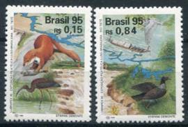 Brazilie, michel 2664/65, xx