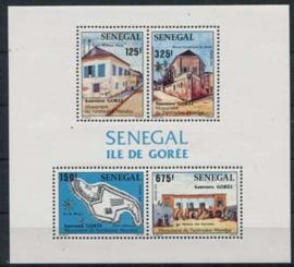 Senegal, michel blok 47, xx