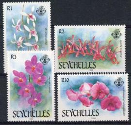 Seychelles, michel 684/87, xx