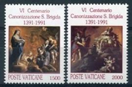 Vatikaan, michel 1038/39, xx