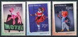 Australie, michel 4346/48 I, xx
