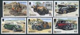 Jersey, michel 890/95, xx