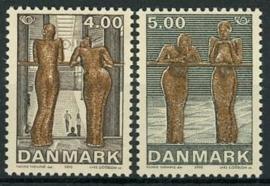 Denemarken, michel 1303/04, xx