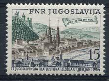 Joegoslavie, michel 750, xx