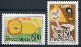 Joegoslavie, michel 2928/29, xx