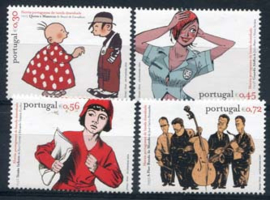 Portugal, michel 2851/54, xx