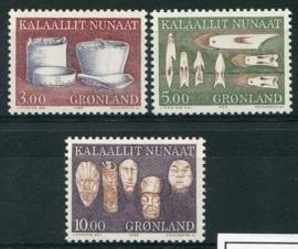 Groenland, michel 186/88, xx