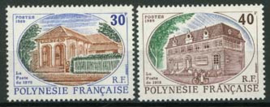 Polynesie, michel 521/22, xx