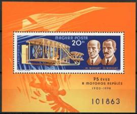 Hongarije, michel blok 129 A, xx