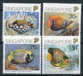 Singapore, michel 579/82, xx