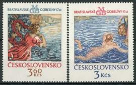 Tsjechoslowakije, michel 2265/66, xx
