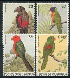 Papua N.Guinea, michel 767/70, xx