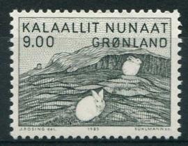 Groenland, michel 161, xx