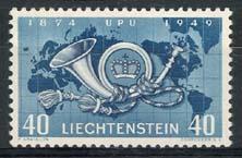 Liechtenstein, michel 277, xx