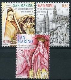 San Marino , michel 2338/40 , xx