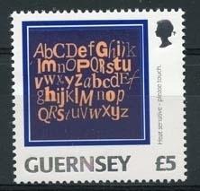 Guernsey, michel 983 , xx