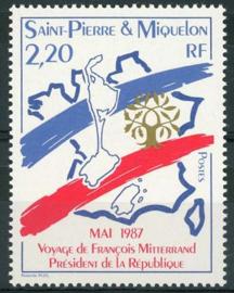 St.Pierre , michel 546, xx
