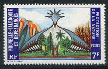 N.Caledonie, michel 550, xx