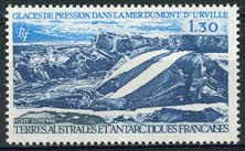 Antarctica Fr., michel 160, xx