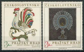 Tsjechoslowakije, michel 2201/02, xx