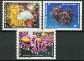 Polynesie, michel 576/78, xx