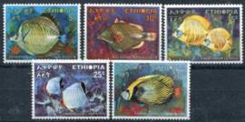 Ethiopie, michel 642/46, xx