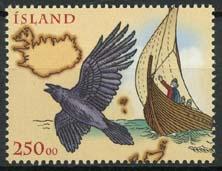 IJsland, michel 1032, xx
