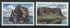 IJsland, michel 731/32, xx