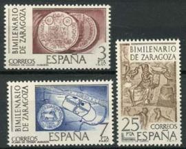 Spanje, michel 2212/14, xx