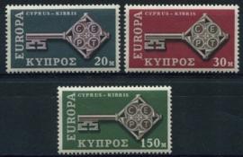 Cyprus, michel 307/09, xx