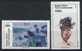 Turks Cyprus, michel 281/82, xx