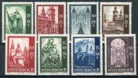 Oostenrijk, michel 885/92, xx