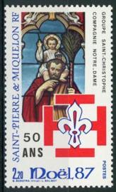 St.Pierre, michel 553, xx