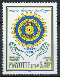 Mayotte , michel 81, xx