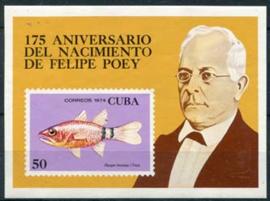 Cuba, michel blok 42, xx