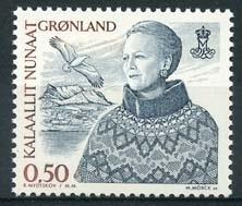 Groenland , michel 386 , xx