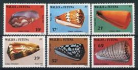 Wallis & F., michel 448/53, xx