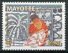 Mayotte, michel 219, xx