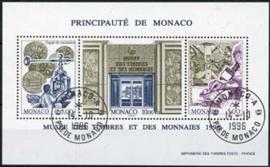 Monaco, michel blok 70, o