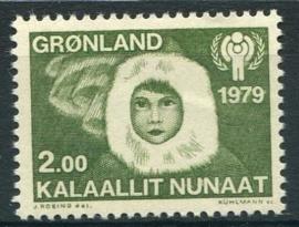 Groenland, michel 118, xx